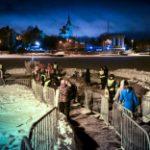 В Крещенскую ночь в организованных местах в купели окунулись порядка 4 220 человек