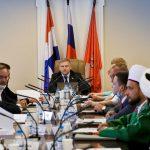 Глава Перми Алексей Дёмкин провёл заседание Совета по межнациональным и межконфессиональным отношениям